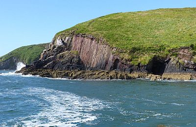 Dingle Küste für Rubrik
