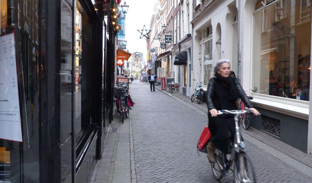 Altstadt von Den Haag
