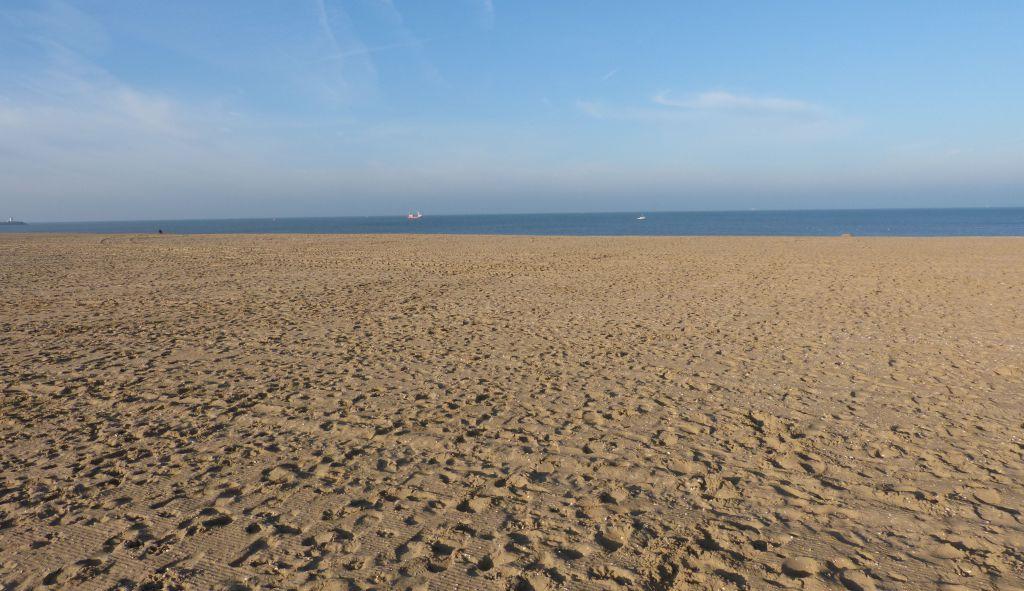 Der Strand von Scheveningen