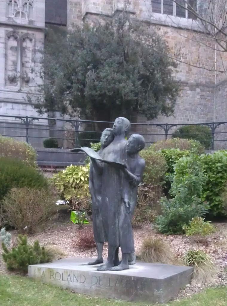 Denkmal für Roland de Lassus