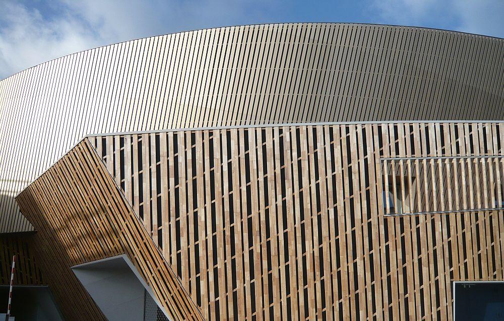 Kongresshalle von Daniel Libeskind