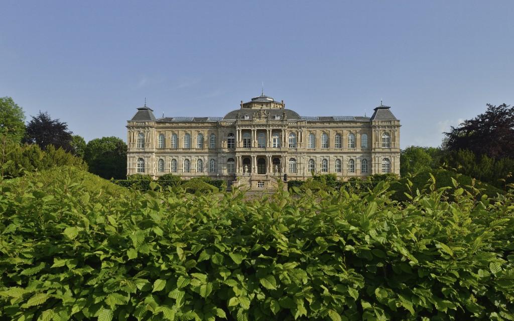 Herzogliches Museum Gotha - Nordseite - Stiftung Schloss Friedenstein Gotha - Lutz Ebhardt 2014 (2)