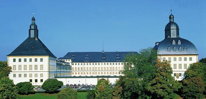 Schloss Friedenstein - S++dseite - Stiftung Schloss Friedenstein Gotha - Lutz Ebhardt
