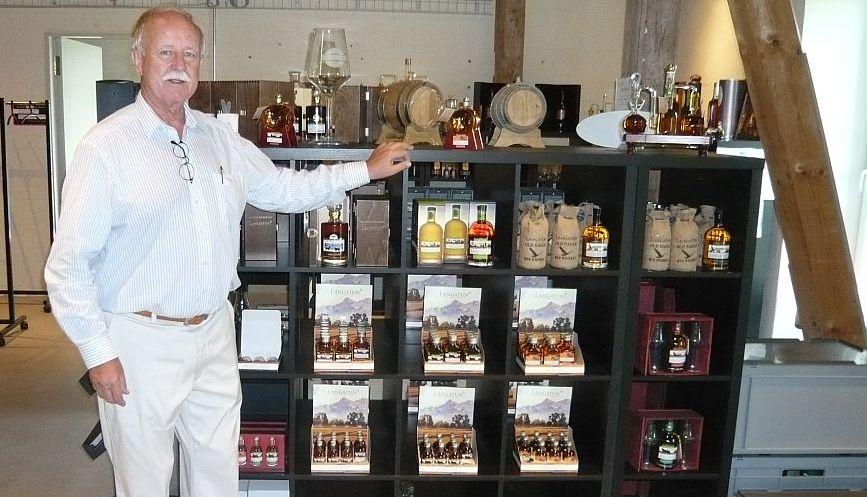 Whisky Brennerei 2