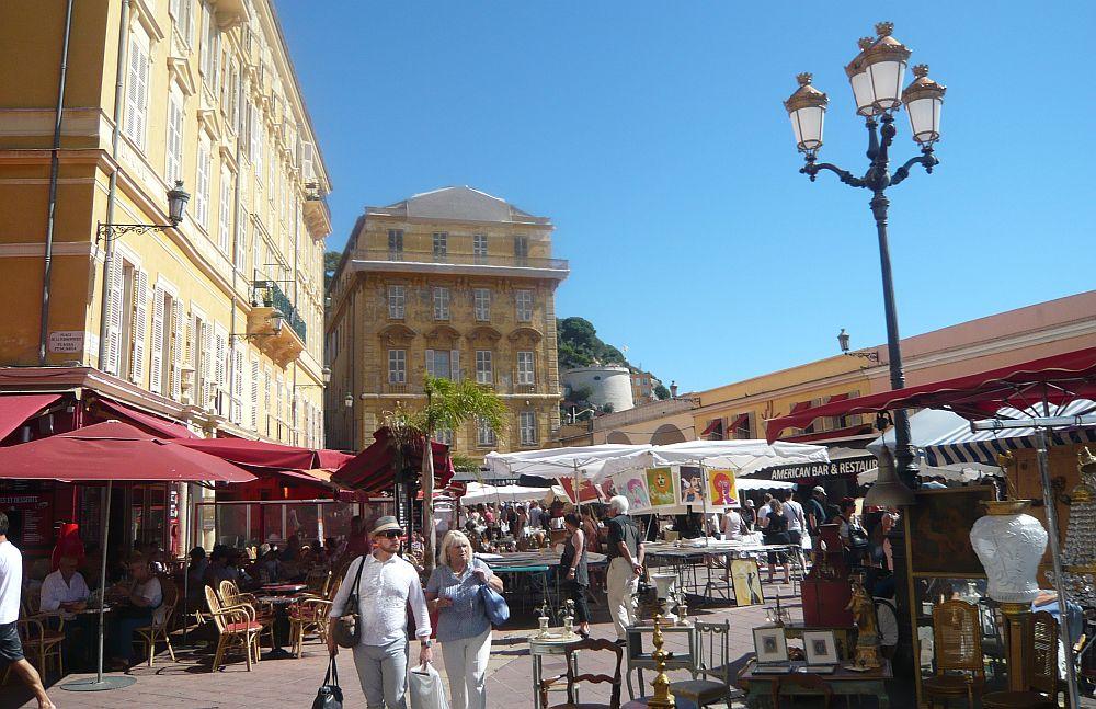 Markt Antiquitäten