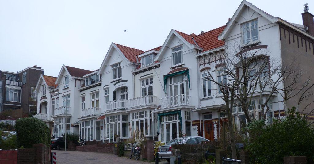 Sommerhäuser, später