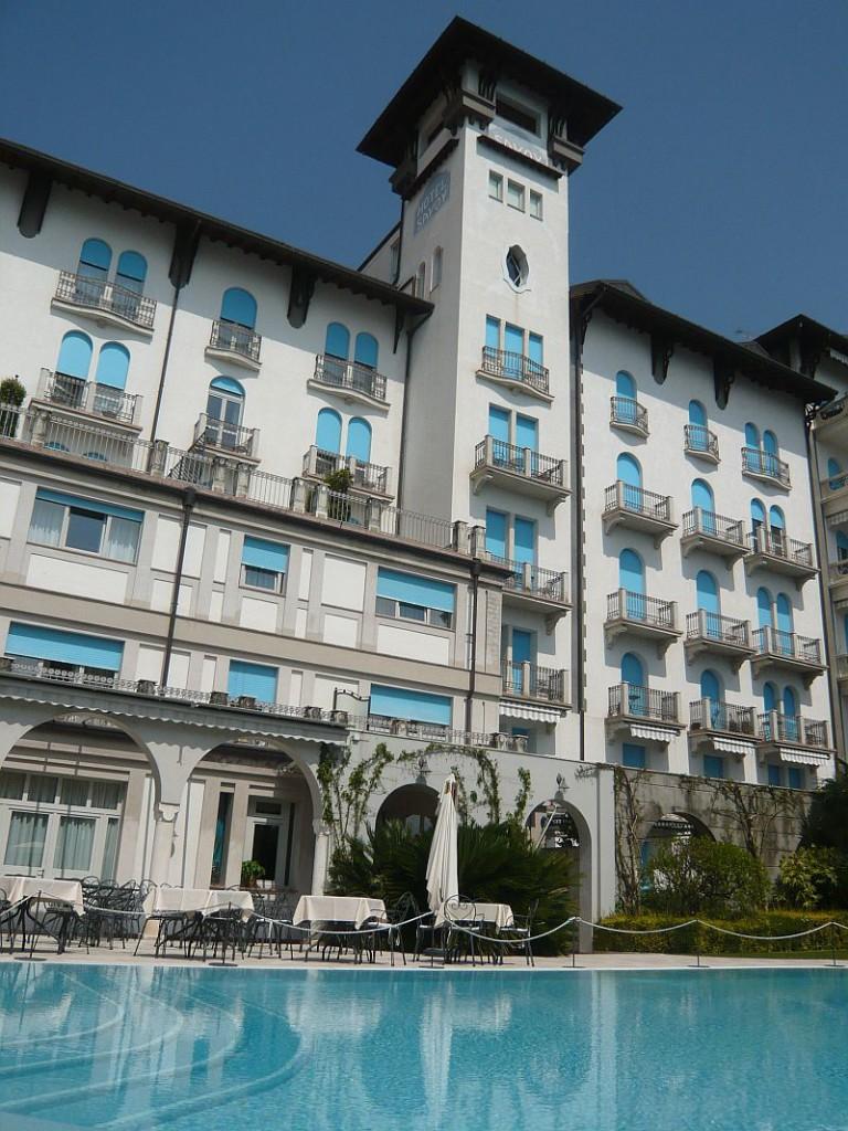 hotel savoy mit pool